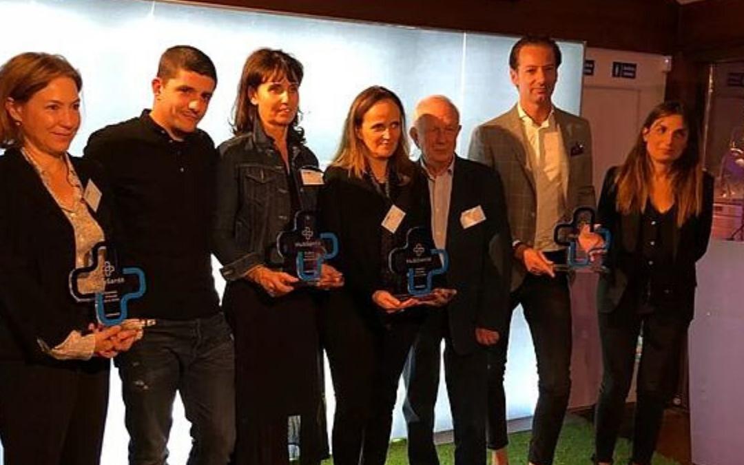 L'IPC lauréat des Victoires de la Santé  : catégorie innovation médicale pour le MRDian