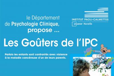 Les gouters de l'IPC Institut Paoli Calmettes
