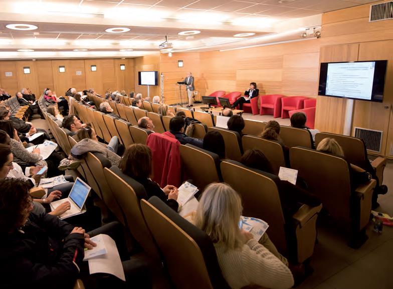 réunion comité patients/aidants