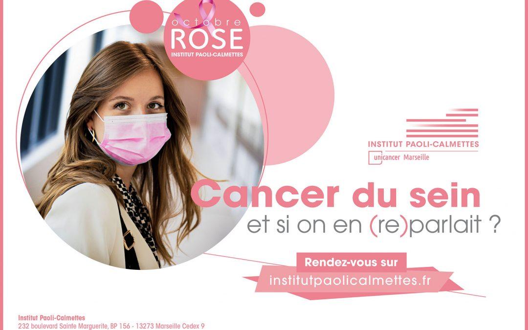 Cancer du sein : les 5 missions de l'Institut Paoli-Calmettes